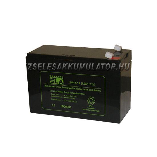 APC SLA 12V 7Ah Zselés akkumulátor