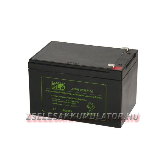 APC SLA 12V 12Ah Zselés akkumulátor