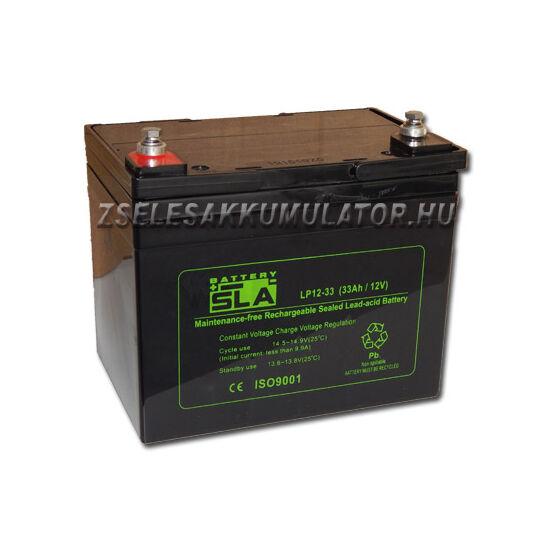 APC SLA 12V 33Ah Zselés akkumulátor