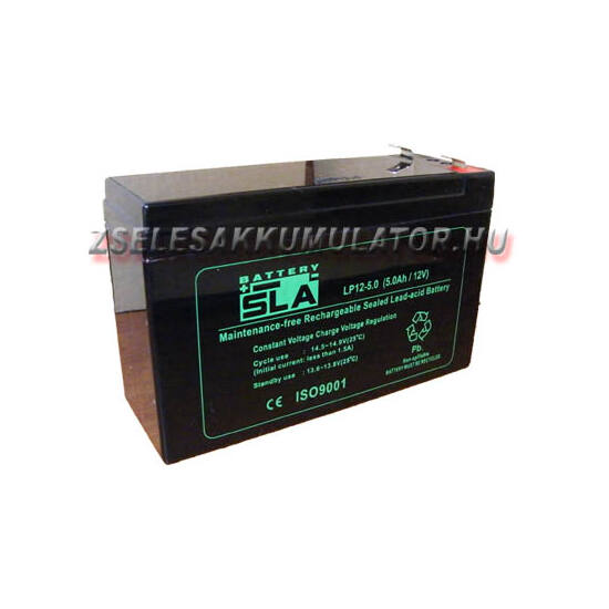 APC SLA 12V 5Ah Zselés akkumulátor