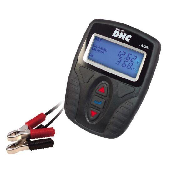 DHC-BT282 digitális akkumulátor tesztelő