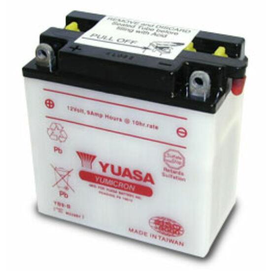 Yuasa YB9-B 12V 9Ah Motor akkumulátor