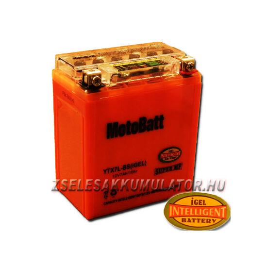 MotoBatt IGEL YTX7L-BS I-GEL 12V 7Ah Motor akkumulátor