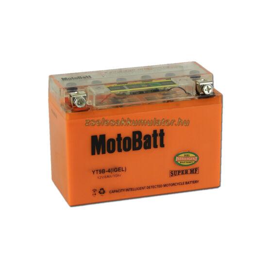 MotoBatt IGEL YT9B-4 I-GEL12V 8Ah Motor akkumulátor