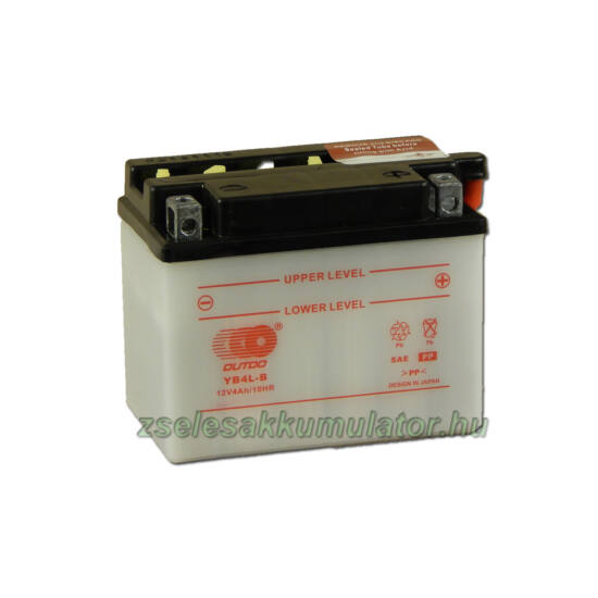 Outdo YB4L-B motor akkumulátor