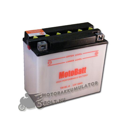 MotoBatt YB18L-A2 12V 18Ah Motor akkumulátor
